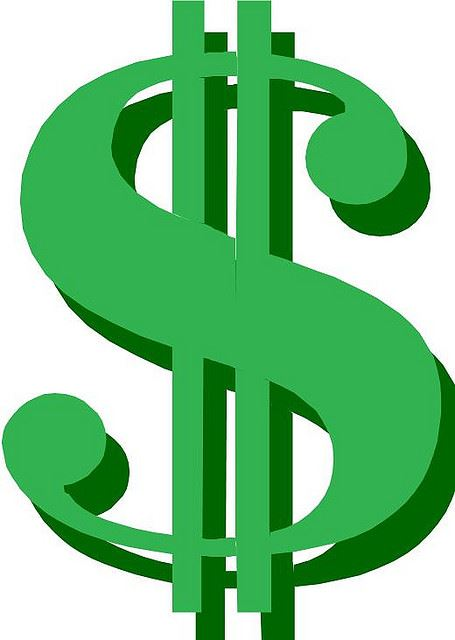 Picture of Dollar sign