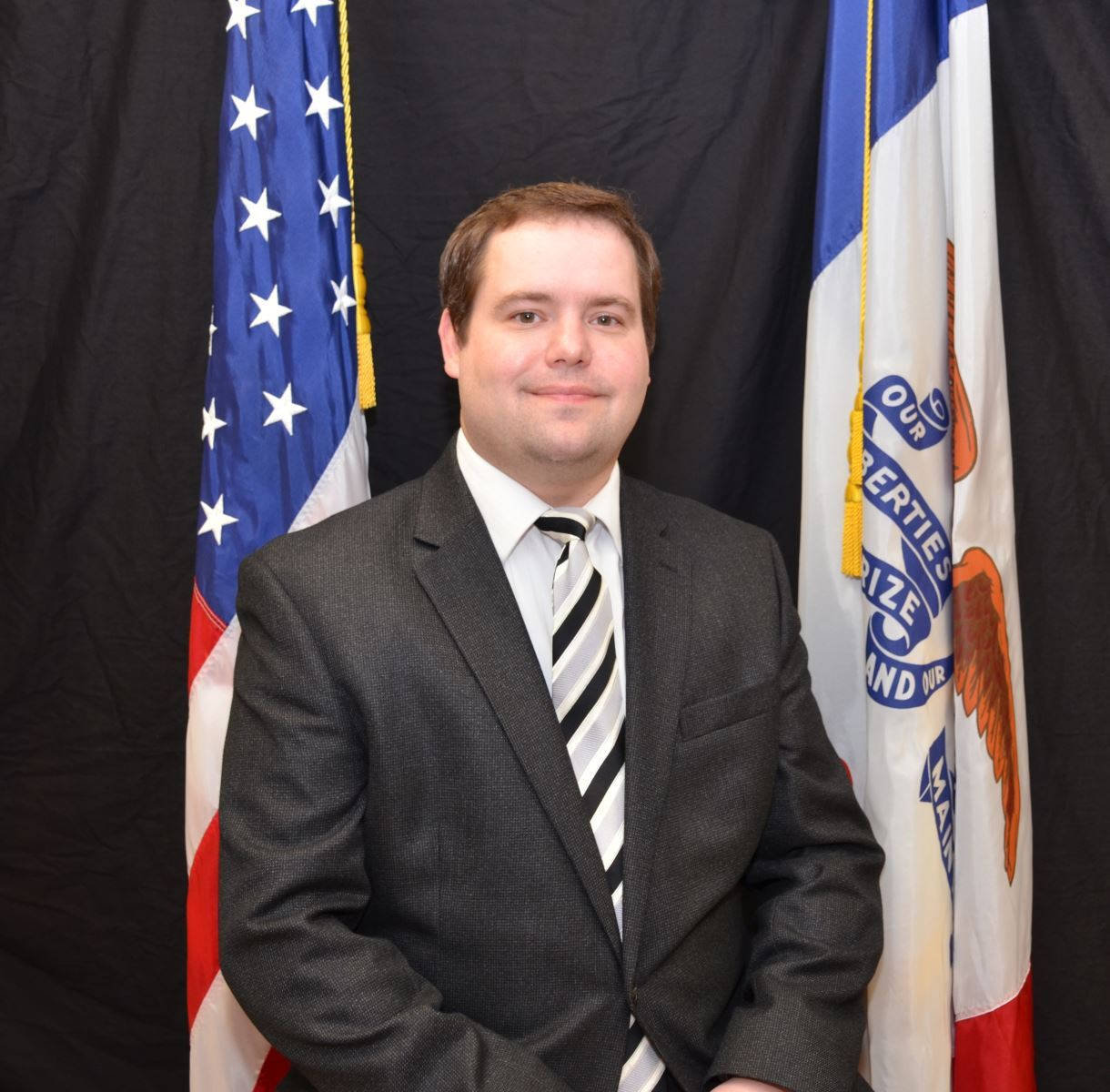 Hawk County Attorney, Brian J. Williams